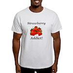Strawberry Addict Light T-Shirt