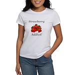 Strawberry Addict Women's T-Shirt