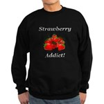 Strawberry Addict Sweatshirt (dark)