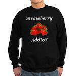 Strawberry Addict Sweatshirt (dark)
