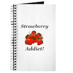Strawberry Addict Journal