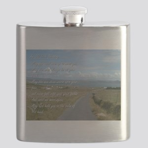 Old Irish Blessing #1 Flask