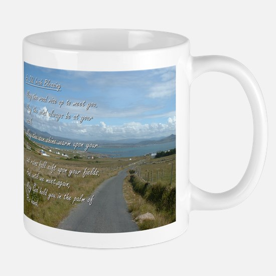 Old Irish Blessing #1 Mugs