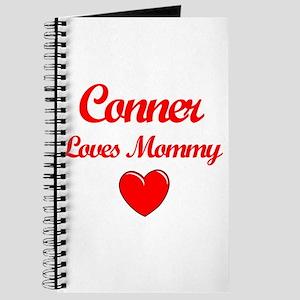 Conner Loves Mommy Journal
