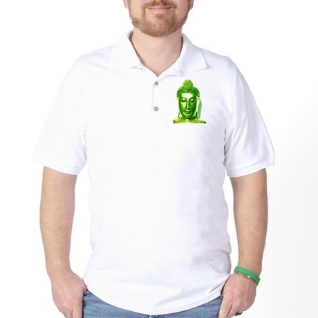 IMG_2378altgreenwateryheadCARD Golf Shirt