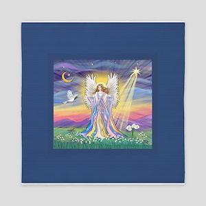Night Angel #1 Queen Duvet
