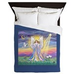Night Angel #1 Queen Duvet
