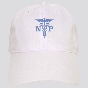 Caduceus NP (blue) Baseball Cap