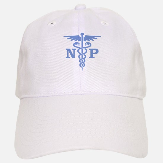 Caduceus NP (blue) Baseball Baseball Baseball Cap