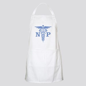 Caduceus NP (blue) Apron