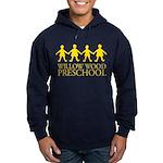 Willow Wood Logo Men's Hooded Sweatshirt