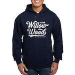 Willow Wood Sporty Men's Hooded Sweatshirt