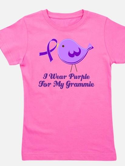 I Wear Purple For My Grammie T-Shirt
