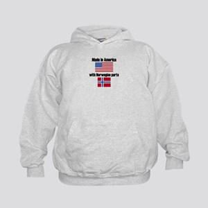 Made In America With Norwegian Parts Hoody