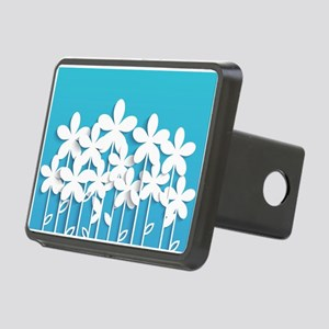 Pretty Flowers Hitch Cover
