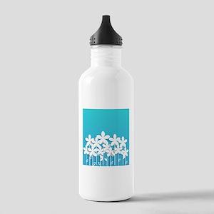 Pretty Flowers Water Bottle