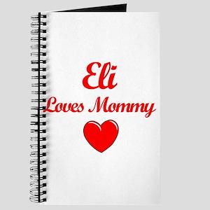 Eli Loves Mommy Journal