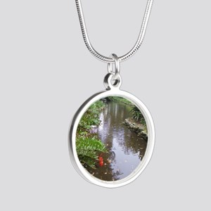 OLD FLORIDA FISH POND Necklaces