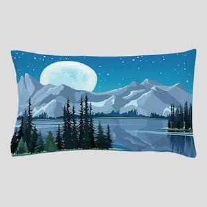 Mountain Sky Pillow Case