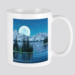 Mountain Sky Mugs