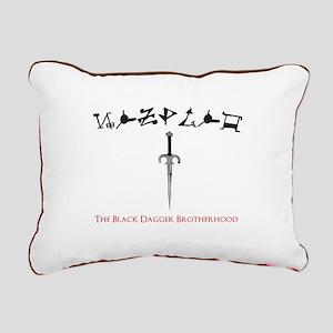 Zsadist OL Rectangular Canvas Pillow