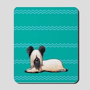 Resting Skye Mousepad