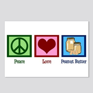 Peanut Butter Postcards (Package of 8)