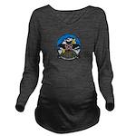 VQ-1 Long Sleeve Maternity T-Shirt