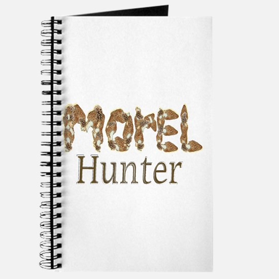 Morel hunter gifts and t-shir Journal
