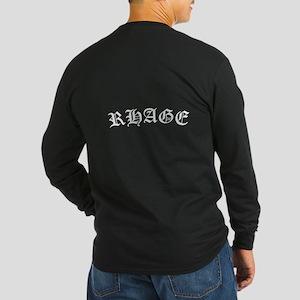 MINE Rhage Long Sleeve Dark T-Shirt
