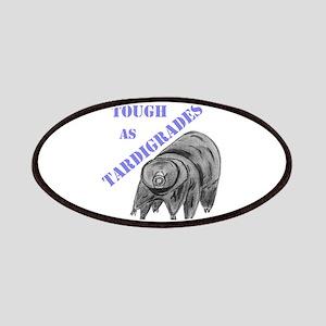 tough as tardigrades Patches