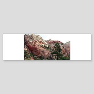 Zion National Park, Utah, USA 14 Bumper Sticker