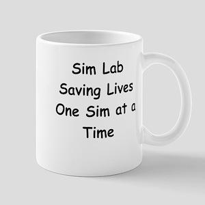 Saving Lives Mug