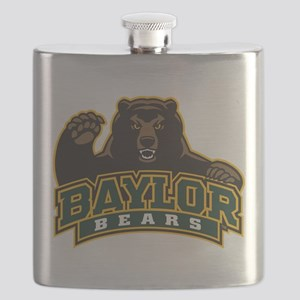 Baylor Bears Flask