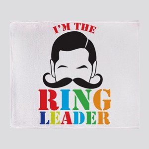 Im the RING LEADER with man curly mustache Throw B
