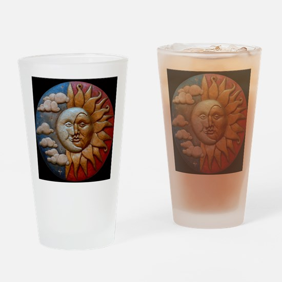 COSMIC FUSION Drinking Glass