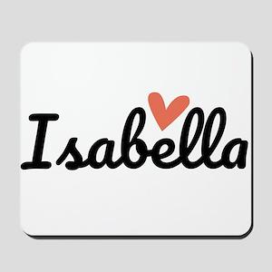 Isabella ? Mousepad
