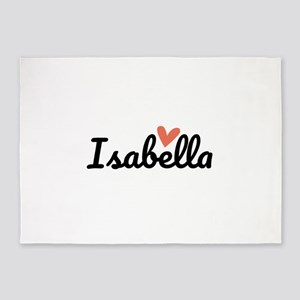Isabella ? 5'x7'Area Rug