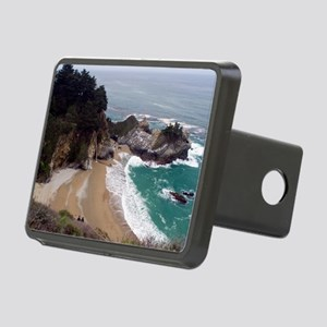 McWay Falls California Rectangular Hitch Cover