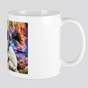 Happy Pug 11 oz Ceramic Mug