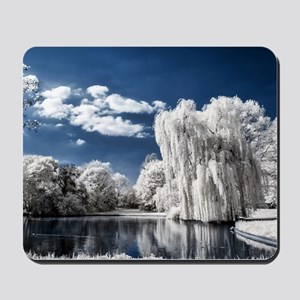 Weeping Willow Infrared Mousepad