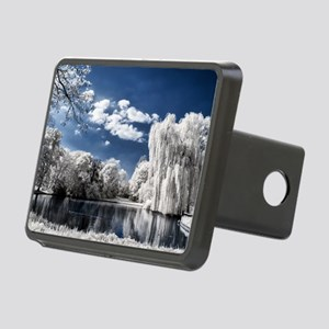 Weeping Willow Infrared Hitch Cover