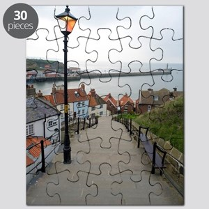 199 church steps in Whitby Puzzle