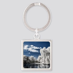 Weeping Willow Infrared Keychains