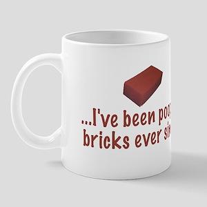 Poopin' Bricks Mug