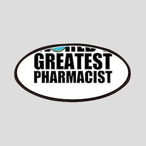 World's Greatest Pharmacist Patch