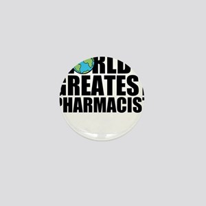 World's Greatest Pharmacist Mini Button