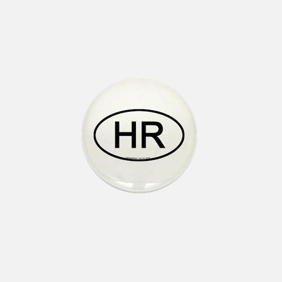Unique Hr Mini Button