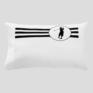 Golf Stripes Pillow Case