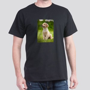 Happy Golden Puppy T-Shirt